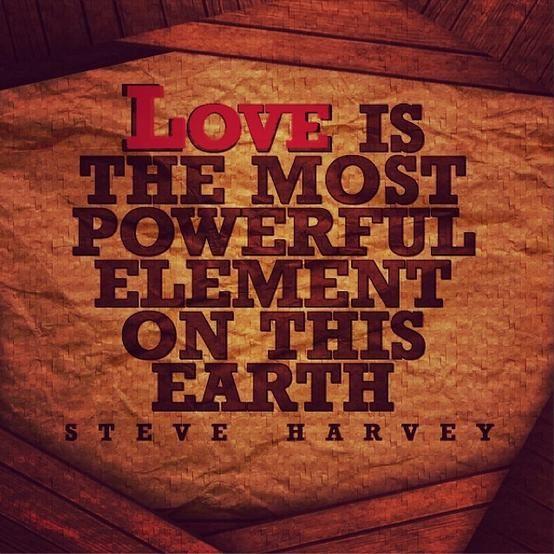 Steve Harvey...