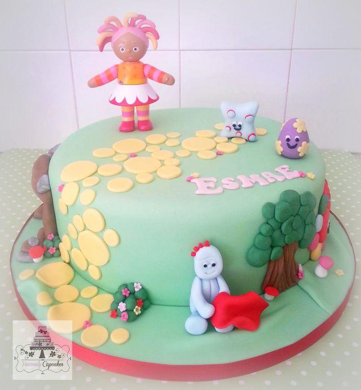 In The Night Garden Cake Ideas 67344   In The Night Garden C