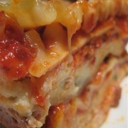World s best lasagna recipe and it is it s also my go to recipe for