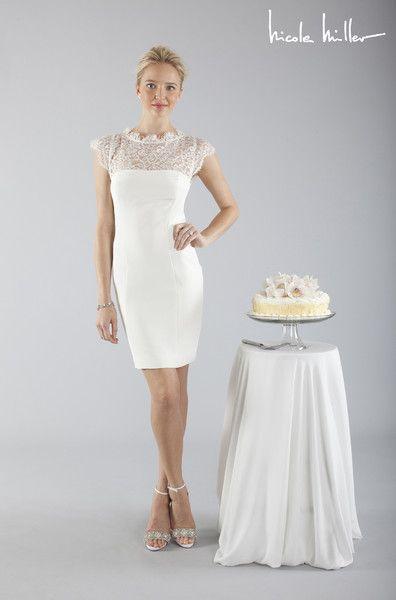 city chic short wedding dresses