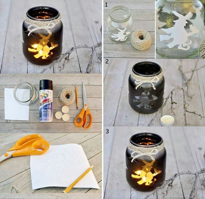 Diy Decoracion Halloween ~ Para Halloween  Decoraci?n & DIY  Pinterest