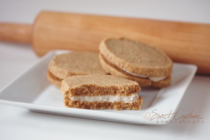 ... Capture Photography: The Treats Truck's Caramel Creme Sandwich Cookies