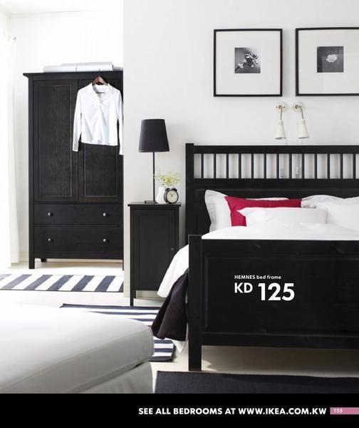 hemnes bedroom for the home pinterest