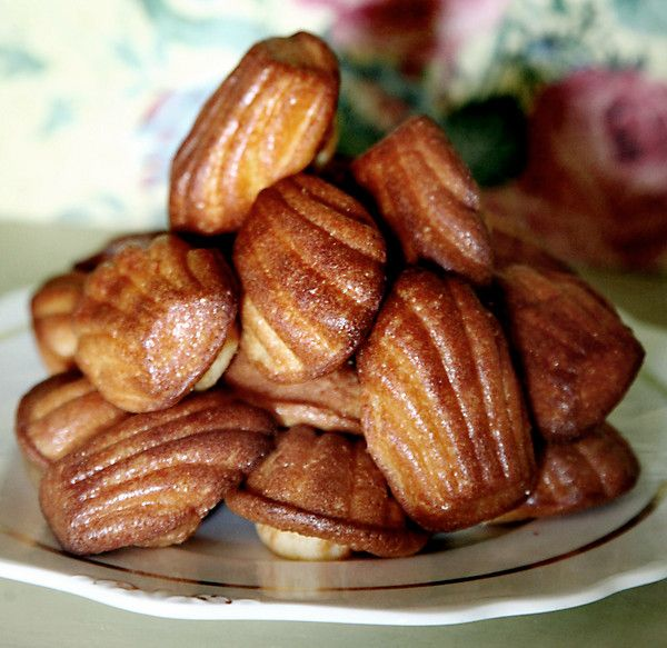 ... -perfect-madeleine-recipe/ The secret ingredient is orange blossoms