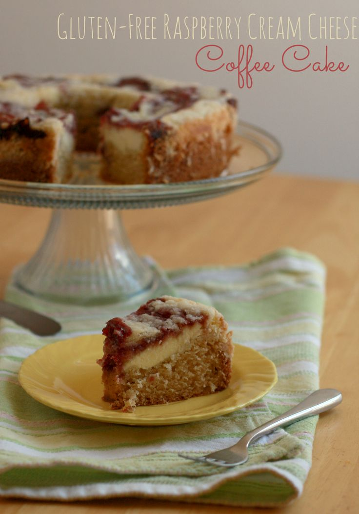 Raspberry Cream Cheese Coffee Cake … and some exciting news from our ...