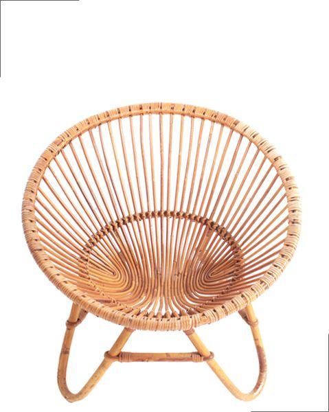 fauteuil rotin vintage seats pinterest. Black Bedroom Furniture Sets. Home Design Ideas