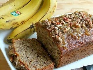 Rum, lime, coconut banana bread | Recipes | Pinterest