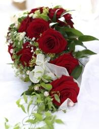 Hochzeitsdekoration-Rosen  Hochzeit  Pinterest