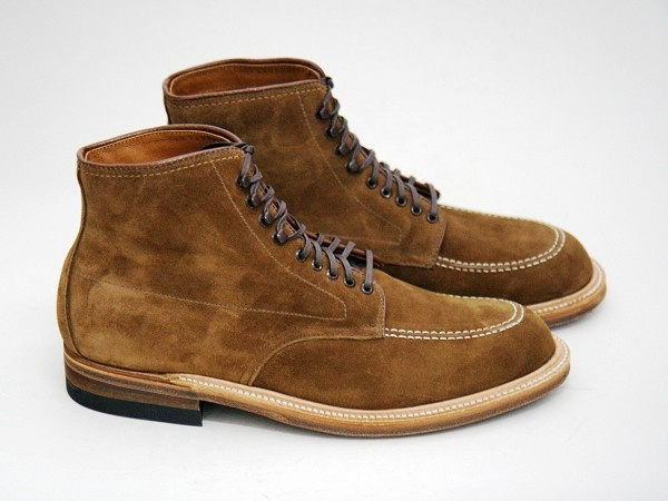 snuff suede alden indy boot let s go overboard