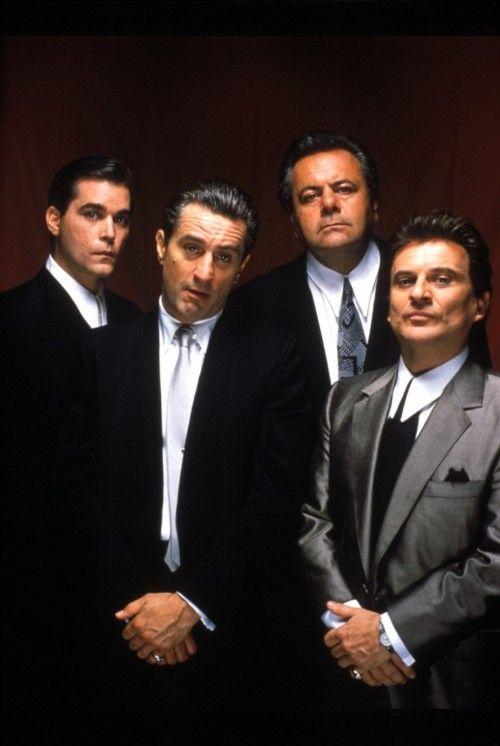 Goodfellas - Liotta, DeNiro, Sorvino & Pesci...