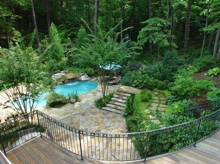 nice back yard house ideas pinterest