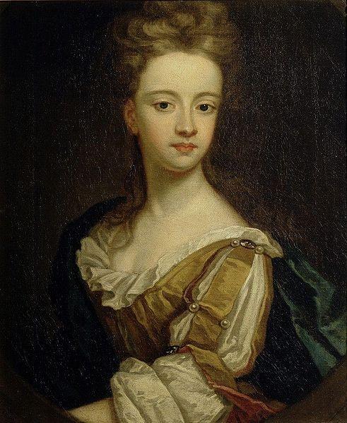 mary wife of william of orange