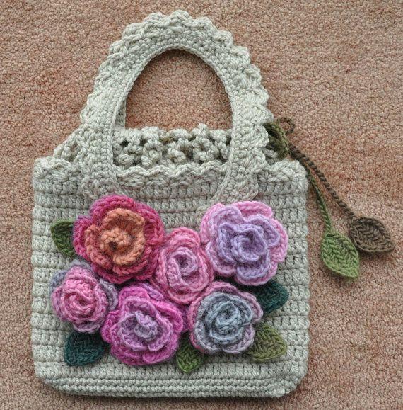Crochet Pattern For Doll Purse : crochet purse doll patterns Pinterest