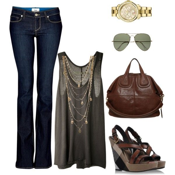 Casual Date Outfit 2. casual chic - 9 street style date night outfits ...