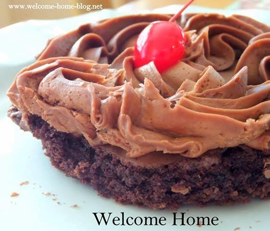 Frosted Fudge Brownie Cookies Recipe — Dishmaps