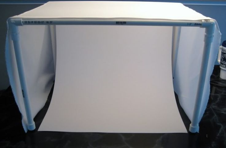 diy light box w pvc crafts pinterest. Black Bedroom Furniture Sets. Home Design Ideas