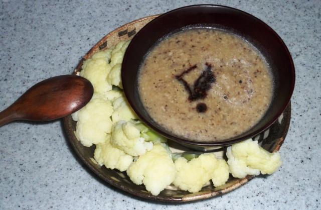 Double Mushroom Soup | FOOD: Soup | Pinterest