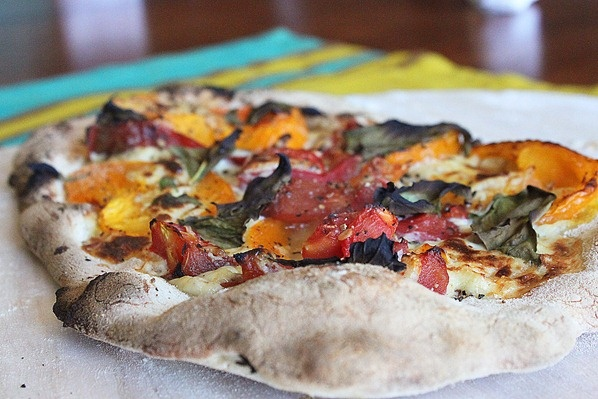 pizza, which has been my favorite thus far has a thick easy cashew ...