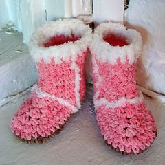 KNITTING PATTERNS FOR BOOTIES « FREE KNITTING PATTERNS