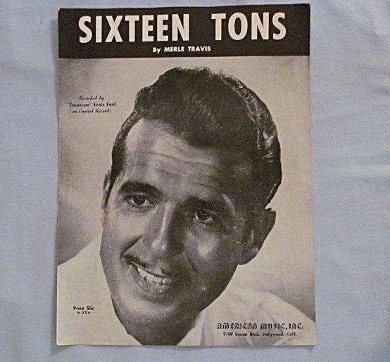 sixteen tons coal mining song by tennessee ernie ford 1947. Cars Review. Best American Auto & Cars Review