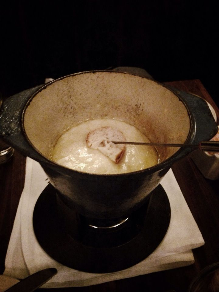 blue cheese dip for dinner how about some irish blue cheese fondue the ...