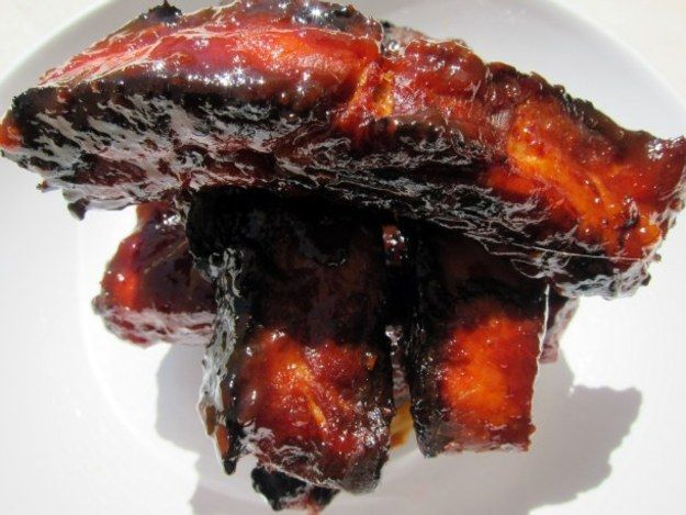 The Secret Ingredient (Chipotle): Chipotle BBQ Oven Ribs | Serious ...