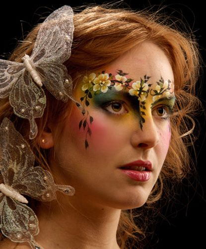 Pin by Conny Berghmans on Face Painting : Pinterest