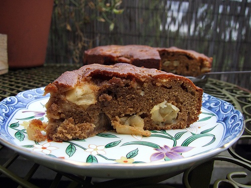 Rum Spiced Apple Cake | Things i adore | Pinterest