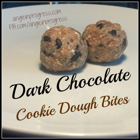 Emily's cookie dough bites | Food | Pinterest