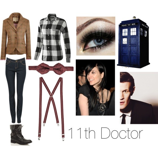 11th doctor who clothes for dw ideas