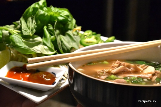 Turkey Pho | What to eat | Pinterest