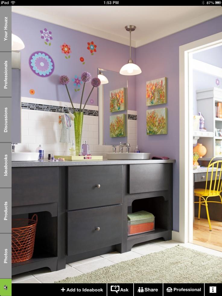 Cute For A Little Girl 39 S Bathroom Future Pinterest