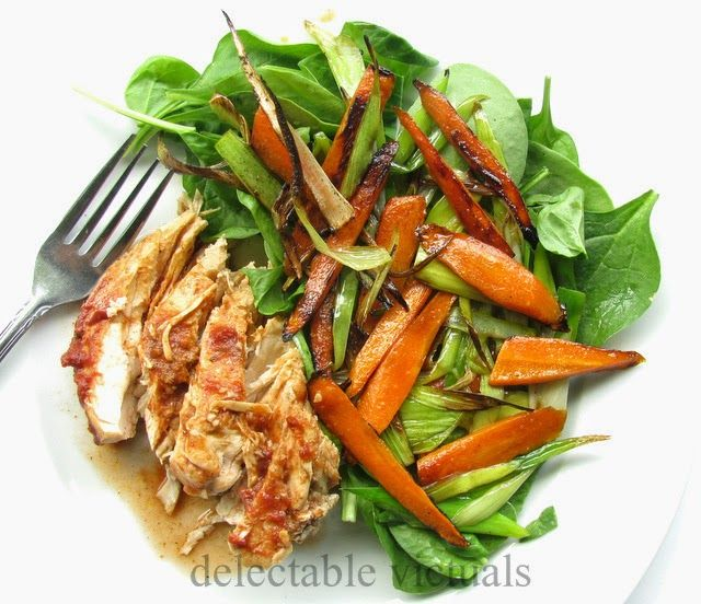 Pan-Seared Chicken With Shallot And Carrots Recipes — Dishmaps