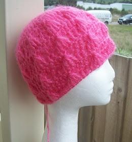 Cats-Rockin-Crochet Fibre Artist.: Crochet The Tezzie Hat