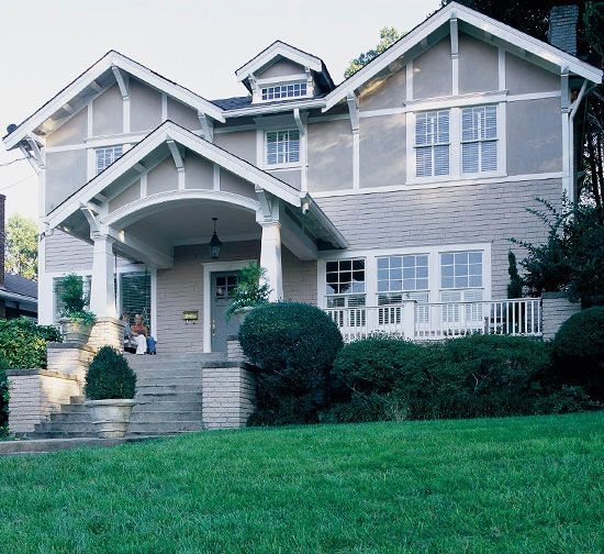 Craftsman Style Home Ideas