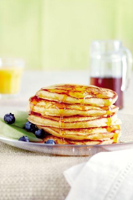 Gluten Free Sweet Potato Pancakes. #glutenfree #nogluten