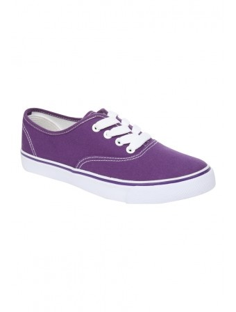 Womens Lace Up Shoes in purple from peacocks. I love these and have a