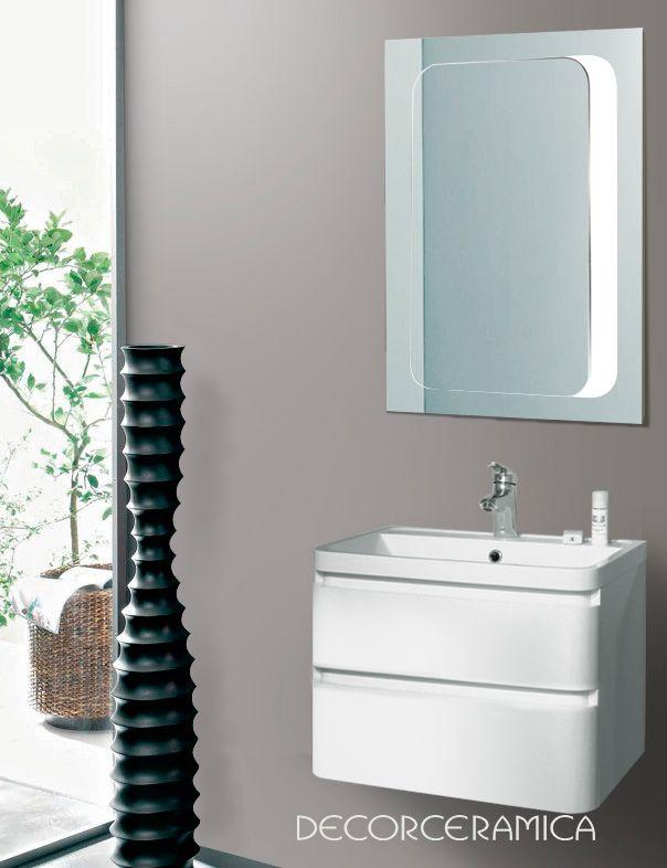 Muebles Para Baño Klipen: LAVAM COLGTE CURVE 60 DE KLIPEN