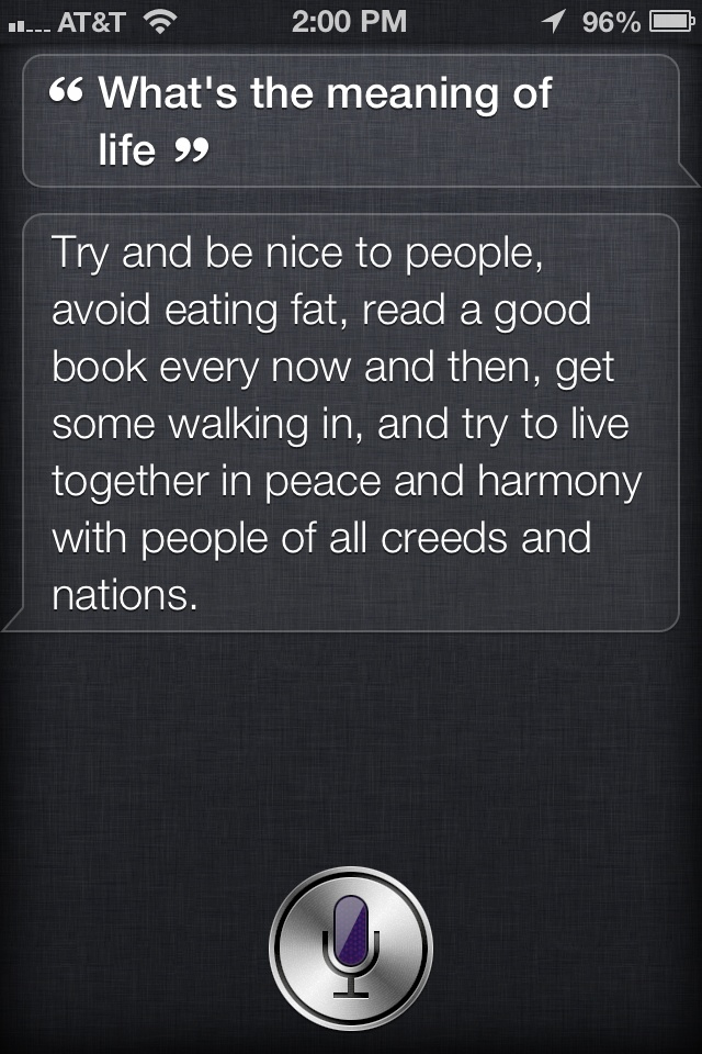 97+ Funny things to say to Siri - 204.5KB