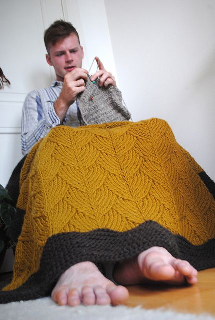 Stephen West Knitting Patterns : Brickstreet pattern by Stephen West