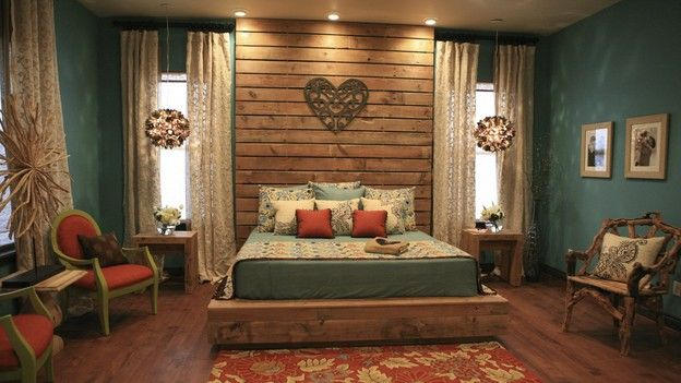 "EXTREME MAKEOVER HOME EDITION - ""Skaggs Family,"" - Master Bedroom, on ""Extreme Makeover Home Edition,"" Sunday, March 14th on the ABC Television Network."