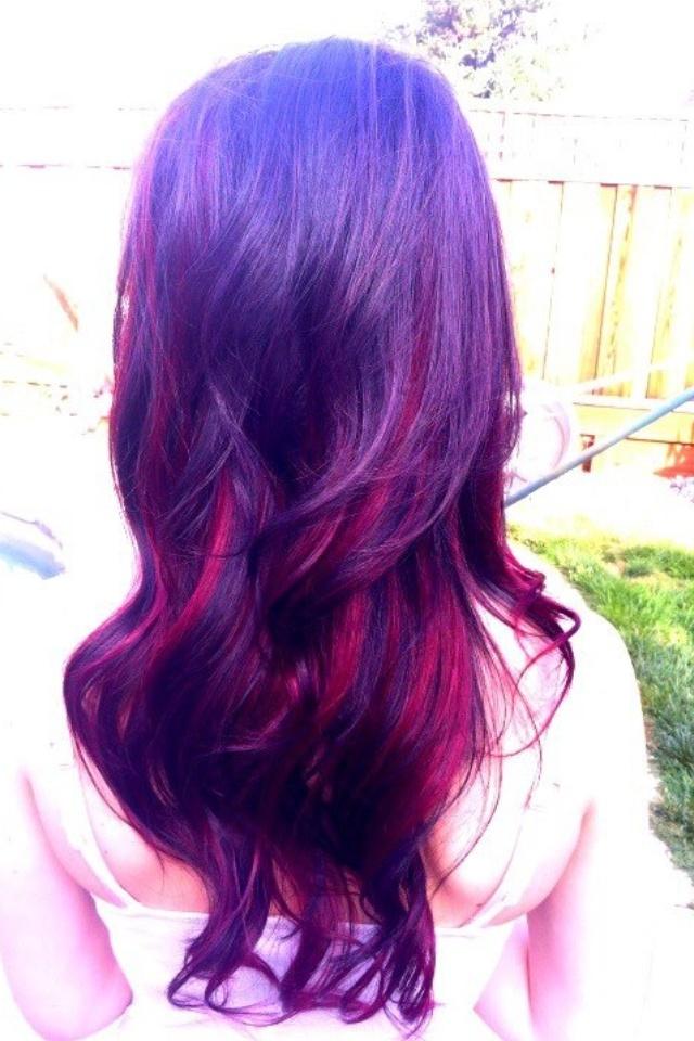 Violet Highlights