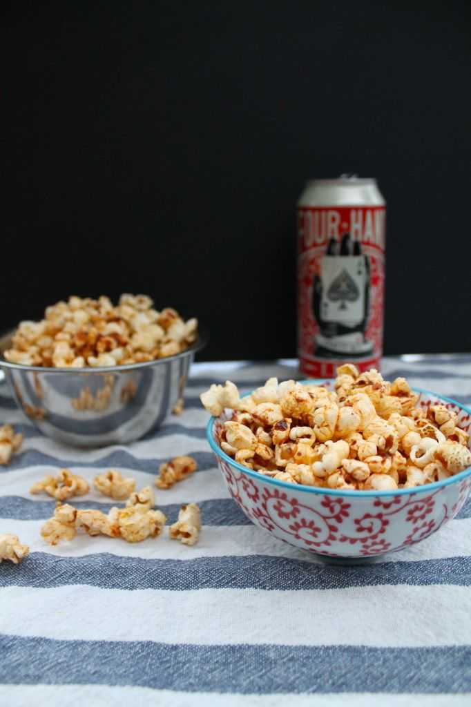 Sugar, Spice & Everything Nice Popcorn | Saucy Sides & Appeteasers ...
