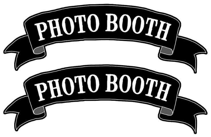 Free photo booth sign download party ideas pinterest for Photo booth props template free download