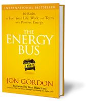 Jon Gordon - Energy Bus