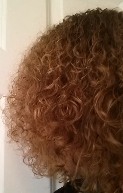 softer look perm on white and grey rods, via Flickr