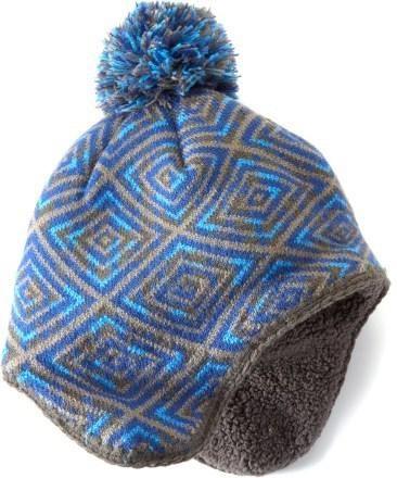 Knitting Pattern Peruvian Hat : Toddlers REI Knit Peruvian Hat Gifts for Kids Pinterest