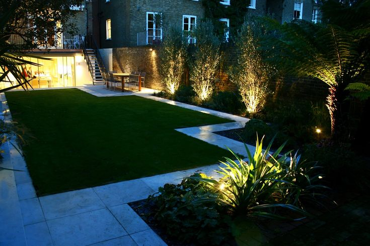 Nice Garden Lighting Garden Ideas Pinterest