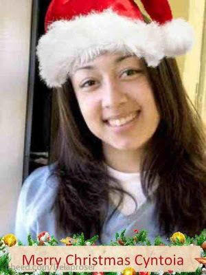 Lets spread the love on this hoilday and send a christmas card to Cyntoia Brown   and some xmas joy #410593 28-L-2 Mark H Luttrell Correctional Center 6000 State Road Memphis, TN 38134…