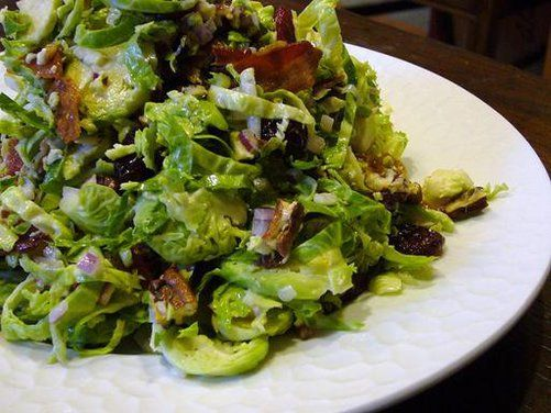 Brussels Sprout Salad | Recipe